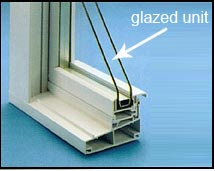 Glazed unit