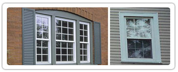 Single / Double Hung Windows