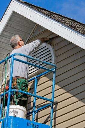 Home renovation - Vinyl Siding Installation