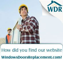 Poll: How did you find WindowsDoorsReplacement.com?